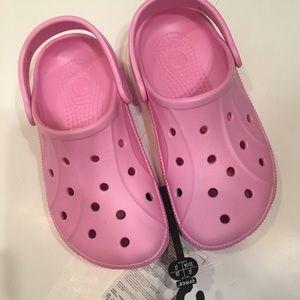Brand New Big Girl Size 2 Crocs